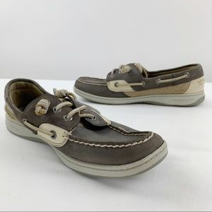 Sperry Top Sider Ivyfish Boat Shoes Women's 9M